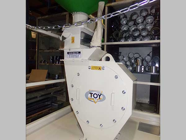 TOY Shredder ETS-M Group