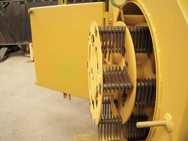 TOY Group ANDS-M rotor crusher