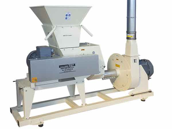 Combi Crusher TOY Group