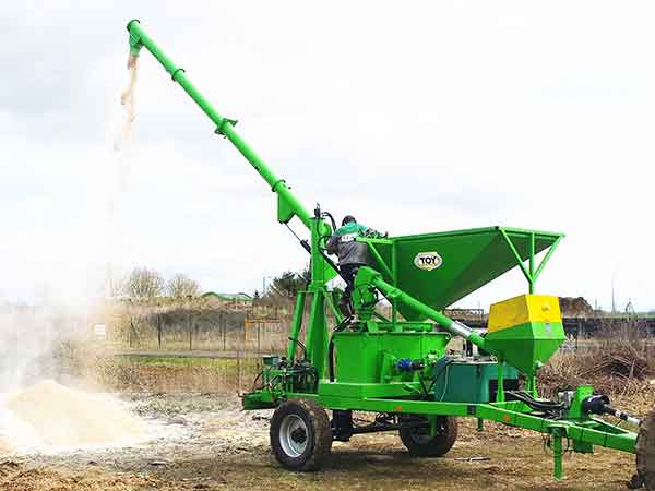 Mobile Agricultural Rolling Mills Group René TOY