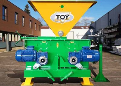 René TOY High Performance Rolling Mills