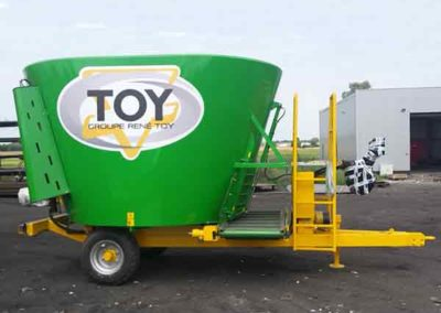 Mixer bowls 1 screw TOY GROUP, high-end equipment