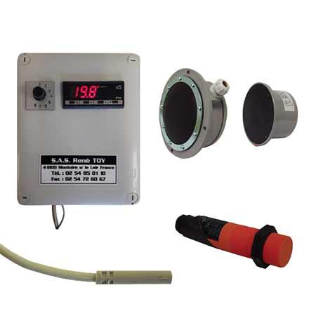 Sensoren, Befestigungsschweißer, Zubehör