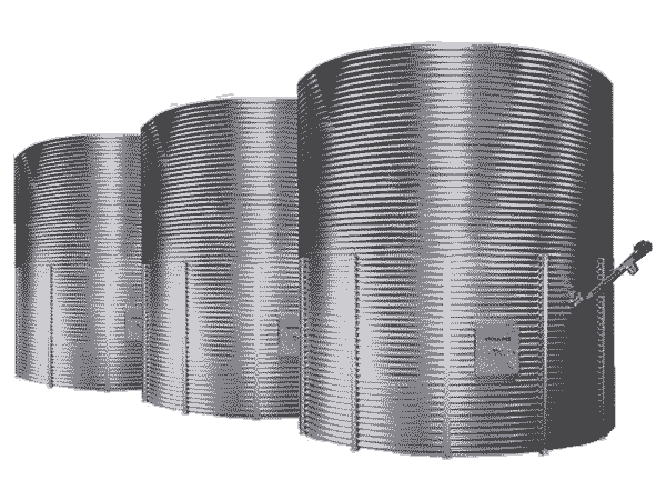 TOY Group Inner Round Cells / Galva Corrugated Iron