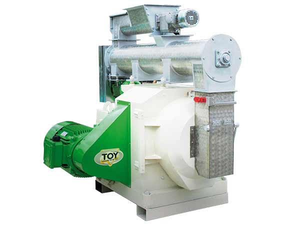 TOY Group Food Granulation Unit: Granulated Press