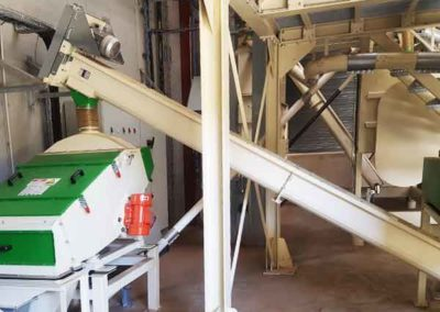UCG Wood Energy Granulation Unit TOY Group