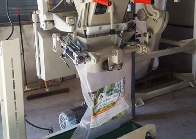 TOY Group Bagging Weighing: Pellet Bagging Chain