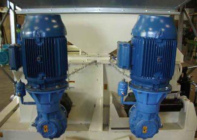 Laminoirs industriels haute pression Groupe TOY 2 groupe d'entraînement
