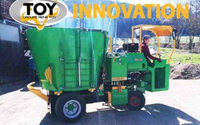 Bol mélangeur automoteur Innovation Groupe TOY